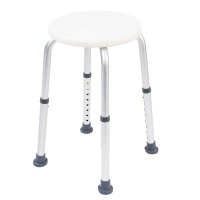 Adjustable Wheel Stool