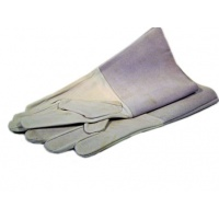 Soft Leather Gauntlets